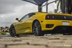 Ferrari 360 modena (Gabriel_magrelo) Tags: canon photography la minas gerais 360 ferrari giallo modena v8 madre horizonte bh exotics pedro contagem exclusivos exotcs bhexotics