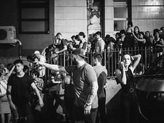The pressure of crowds (Albion Harrison-Naish) Tags: sydney streetphotography australia olympus nsw newsouthwales mardigras darlinghurst sydneymardigras em5 sydneystreetphotography olympusem5 mardigras2015 lumixg20f17ii albionharrisonnaish