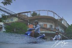 Prah Sihanouk Boulevard (Sotitia Om Photography) Tags: reflection canon landscape cambodia southeastasia boulevard phnom penh kampuchea sihanouk kingdomofcambodia prah canonasia canoncambodia