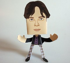 Dave Hill Paper People Free Paper Toy Download (PapercraftSquare) Tags: davehill paperpeople
