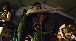 Insanity Alert @ Crossbonefest // Shot by Daniel Buyle