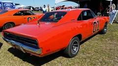 "Dodge Charger R/T ""General Lee"" (Michel Curi) Tags: auto old winter orange classic cars car airport automobile florida antique auction aviation w transport voiture transportation carros vehicle dodge dukesofhazzard fl mopar lakeland rt charger carshow coches corral generallee winterfest swapmeet polk automóvil sunnfun meguiars lukeduke tomwopat vehículos collectorcars intage crusein visitflorida vehículosclásicos lakelandlinderairport carlisleevents winterautofest lovefl carlisleauctions floridaautofest"