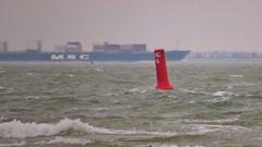 Zoutelande - Strand im März (stephan200659) Tags: beach strand zeeland schelde nordsee walcheren northsee zoutelande zeeuwse