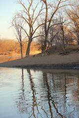 17. Mississippi reflection (Misty Garrick) Tags: fortsnelling fortsnellingstatepark