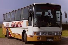 GILCHRIST EAST KILBRIDE GIL5407 A38DTV (bobbyblack51) Tags: volvo all transport 1996 east irvine types vanhool gilchrist alizee kilbride b10m of gil5407