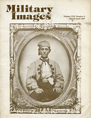 Military Images magazine cover, March/April 1987 (militaryimages) Tags: history infantry mi america magazine soldier photography rebel us marine uniform photographer unitedstates military union navy archive confederate worldwari civilwar american weapon tintype ambrotype artillery stereoview cartedevisite sailor ruby veteran roach daguerreotype yankee cavalry neville spanishamericanwar albumen mexicanwar coddington backissue citizensoldier indianwar heavyartillery matcher findingaid militaryimages hardplate
