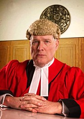 High Court Judge Own Costume (Christopher Wilson) Tags: chris red film court movie costume tv model robe ad documentary utility location double cast wig documentaries judge wilson uniforms wardrobe gown runner gavel circuit period sentence legal supporting prisoner assistant hire reconstruction witness highcourt unit adr standin courtroom reconstructions chriswilson voiceover walkon bodydouble christopherwilson assistantdirector filmunit supportingartist witnessbox highcourtjudge circuitjudge uniformhire picturedouble skilldouble periodsuit productionrunner locationassistant raywinstonestandin clothinghire officersuit