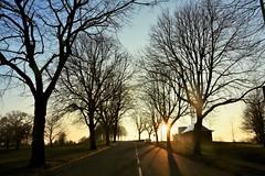 Setting Sun (Charles Dawson) Tags: sunset newport