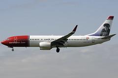 Norwegian (Fredrikke Marie Qvam) B737-8JP LN-NIC BCN 02/04/2016 (jordi757) Tags: barcelona nikon airplanes bcn norwegian boeing 737 avions b737 d300 elprat boeing737 b737800 lebl lnnic
