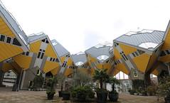 774 (Simone-C) Tags: holland rotterdam blaak nederland architettura olanda cubichouses kubuswoningen blom pietblom casecubiche