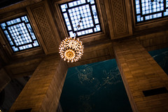 Grand Central (MORA_ART) Tags: newyork lamp architecture structure chandelier much grandcentralterminal