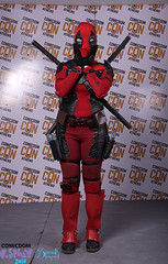 Comicdom Con Athens 2016: Deadpool (SpirosK photography) Tags: comics movie cosplay contest athens greece marvel marvelcomics marveluniverse costumeplay deadpool cosplaycontest comicdomcon spiroskphotography comicdomcon2016 comicdomconathens2016