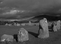 Castlerigge Stone Circle 2016 3bw (A>M>S) Tags: pentax lakedistrict keswick ams castleriggstonecircle