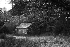 Buttermere Cottage (djshoo) Tags: autumn abandoned cottage lakedistrict cumbria idyllic buttermere