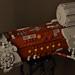 Steampunk Hammerhead-class cruiser - detail
