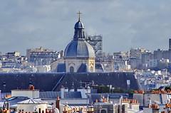 Paris Avril 2016 - 163 les toits dans le Vime arrondissement (paspog) Tags: paris france roofs april avril toits 2016 decken toitsdeparis