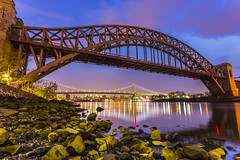 Hell's Gate (Brandon Taoka) Tags: nyc newyorkcity manhattan astoria hellgatebridge rfktriboroughbride