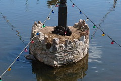 Black Swan Dawlish 240416 (ade torquay) Tags: black swan dawlish