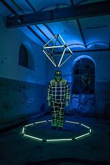 EMD #260 - Ligeo04 (Alien Visitor) (Electrical Movements in the Dark) Tags: longexposure lightpainting lightart emd lapp lightartperformancephotography electricalmovementsinthedark