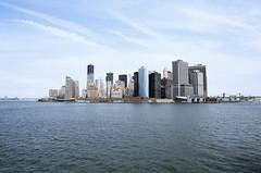 Downtown Manhattan, NY. (chrisdartphoto) Tags: chris newyork skyline photography photo dart statenislandferry downtownmanhattan chrisdart chrisdartphotography