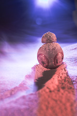 Tundra.  88-366. (FadeToBlackLP) Tags: moon snow cold lines canon 50mm starwars solitude alone 14 creative dramatic freezing taken scene lucas moonlight leash leading tundra samyang vape bb8 vapeart