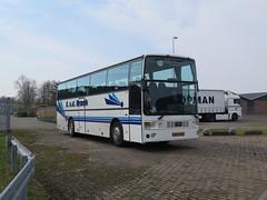 van den Broek SVA bus (Arthur-A) Tags: bus netherlands buses museum nederland autobus vanhool sva broek bussen museumbus
