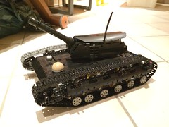 tank - lego technic (alessandro.fossati79) Tags: lego moc legotechnic legomoc legotank powerfunction