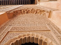 Ben Youssef Madrasa (rouxlignes) Tags: ben morocco marrakech mor marrocos youssef madrasa