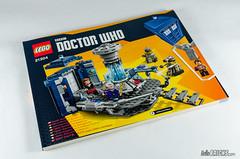 REVIEW LEGO Ideas 21304 Doctor Who (HelloBricks) (hello_bricks) Tags: lego who review doctorwho bbc drwho dalek tardis ideas revue 21304 cuusoo legoideas hellobricks