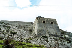 (tatianatorgonskaya) Tags: travel tower europe citadel strength walls balkans fortification bastion stronghold fortress montenegro armed fortified kotor stockade reinforcement bokakotorska crnagora  fastened consolidation   bokabay balkanstravel
