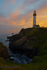 Rocky cove sunset at Pigeon Point Lighthouse (Jeff Parry Photography) Tags: ocean california park sunset lighthouse seascape color brick water architecture clouds america landscape coast hostel spring nikon rocks unitedstates pacific cumulus pigeonpoint pescadero rockypoint hostellinginternational sanmateocounty 2016 seafig coastside d600 rockycoast oceanscape geocity jeffparry geocountry camera:make=nikoncorporation hiusa nikkor2485mmf35g exif:make=nikoncorporation geostate exif:focallength=24mm exif:lens=240850mmf3545 exif:aperture=80 jeffreydanielparry jeffparryphotography exif:model=nikond600 camera:model=nikond600 exif:isospeed=200 jeffparry geo:location=pigeonpointlighthouse geo:lon=12239284722222 geo:lat=37182127777778