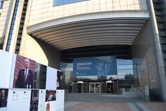 parlamento europeo (alvaroalvarezmartinez) Tags: brussels europe bruxelles bruselas belgica sakharov europeanparlament