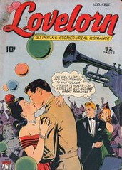 Lovelorn 1 (Michael Vance1) Tags: woman man art love comics artist marriage romance lovers dating comicbooks relationships cartoonist anthology silverage