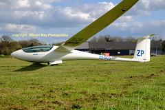 ZS-GCG Jonker JS1B Revelation (SPRedSteve) Tags: uk glider jonker revelation sailplane southafrican js1 shobdon js1b zsgcg
