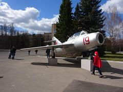 DSC02565 (cggrossman) Tags: museum russia moscow cosmonaut starcity trainingfacility