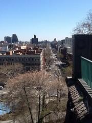 New York. Harlem from 116 th Street Morningside Park. (denisbin) Tags: new york photobooth harlem morningside