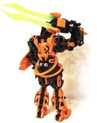 Dragonslayer (mbr) Tags: bionicle moc