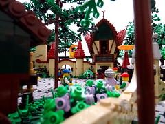 The People of Laaf (Swan Dutchman) Tags: fairytale lego organ amusementpark efteling monorail waterpump attraction kaatsheuvel laven laaf volkvanlaaf lavenlaar peopleoflaaf lonkhuys