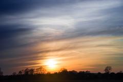 Sunset April 2016 (kckelleher11) Tags: ireland sunset minolta sony april 1735mm kildare curragh 2016 a99