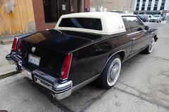 Cadillac Eldorado (nicknormal) Tags: vintage classiccar pittsburgh cadillac eldorado vintagecars