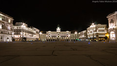 Piazza Unit d'Italia (Abdujaparov) Tags: italy night square europa europe italia outdoor piazza 169 trieste sera trst veneziagiulia 2016 piazzaunitditalia friuliveneziagiulia samyang samyang12012mmncscs