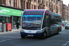 47842 FT13ODG (Wee G 1&2 Branded) (G1 - South Glasgow Hosp) (AMcC1970) Tags: g wee stagecoach