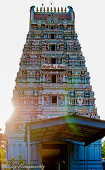 Marundeeswarar Temple Gateway Tower (Gopuram) (Vijay Ram) Tags: blackandwhite building tower monochrome architecture ancient god outdoor ngc culture lord temples shiva hindu chennai tamil deity southindia nadu gopuram thiruvanmiyur valmiki marundeeswarar cholaking chennaiweekendclickers