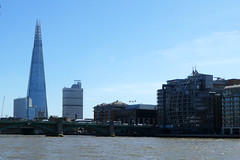 Thames Vista and The Shard (RobW_) Tags: england london wednesday restaurant high timber april 2016 theshard 20apr2016