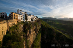 Edge of Ronda - Ronda, Spain (N+C Photo) Tags: world life old travel viaje houses sky espaa cliff white holiday history tourism blanco architecture clouds rural landscape photography town photo spain arquitectura nikon europe mediterranean village image earth explorer pueblo culture medieval andalucia best architectural historic adventure explore southern spanish ronda vida cielo nubes civilization mundial nikkor dslr andalusia visual casas malaga vacaciones mundo learn architectuur global iberia discover aventura espaol d800 tierra andaluz reconquista 1635f40