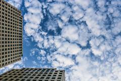 Upside down (JoniMetal) Tags: city sky cloud building architecture clouds buildings landscape aerial awan hdr kota gedung cityscraper arsitektur akarta kotajakarta