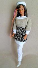 Teresa Barbie's friend 1997 (Lettyesp) Tags: doll barbie drew teresa ideal chelsie mattel mueca bambola poupee tressy raquelle lililedy
