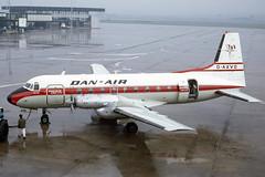 G-AXVG.GLA070472copy (MarkP51) Tags: plane airplane scotland airport image glasgow aircraft aviation kodachrome gla hs748 hawkersiddeley aviationphotography egpf gaxvg markp51