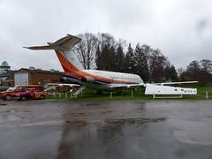 G-ASYD BAC1-11 Brooklands (ZD703) Tags: brooklands bac111 brooklandsmuseum gasyd gasjb flybylightcontrol