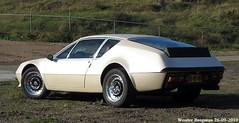 Renault Alpine A310 1977 (XBXG) Tags: auto old france holland classic netherlands car vintage french automobile outdoor nederland voiture renault alpine vehicle frankrijk 1977 paysbas coupe zandvoort coup v6 ancienne a310 franaise kb89nr